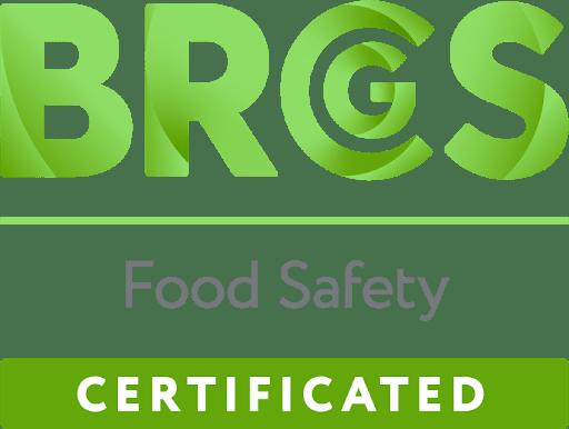 BRC Food Certified
